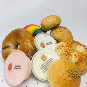 Mad Bagel - BSD (Free Delivery)