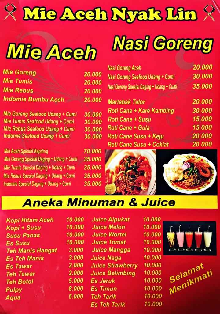 Mie Aceh Jakarta Visitbandaaceh Com