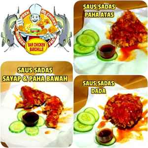 BAR CHICKEN ( Barchille ) - Beji Timur (Free Delivery)