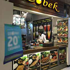 Cobek - Mall of Indonesia