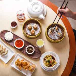 Imperial Kitchen & Dimsum - The Park Mall Solo