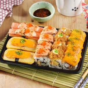 Sushi Yay! - Bella Terra (Free Delivery)