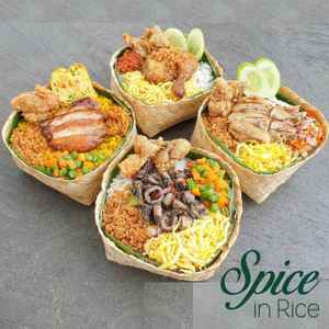 Spice in Rice (Free Delivery)