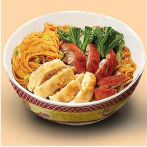 Golden Lamian - Summarecon Mall Serpong (Free Delivery)