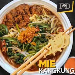 Mie Kangkung F&D - Tanah Sereal (Free Delivery)