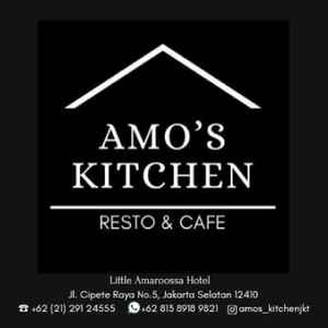 Amo's Kitchen (Free Delivery)