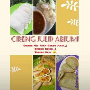 Cireng Abi Umi (Free Delivery)