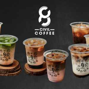 Civil Coffee - Gading Serpong (Free Delivery)