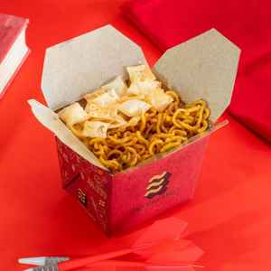 Mie Saus Ahoy - Kopo (Free Delivery)