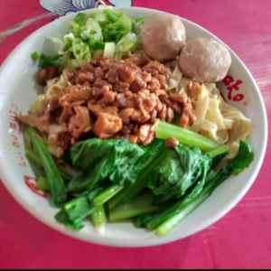 Mie Ayam Ester (Free Delivery)