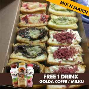 Mix & Match Burrito - Panjer (Free Delivery)