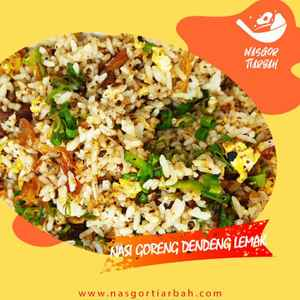 Nasgor Tiarbah - Serpong (Free Delivery)