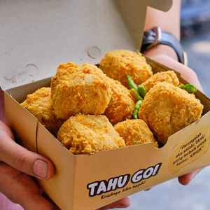 Tahu Go! - Tapos (Free Delivery)
