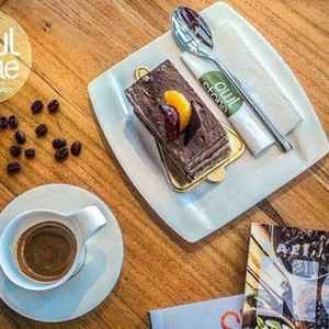 Owl Stone Cafe & Bakery at H Sovereign Hotel