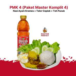 Master Penyet - Setia Asih (Free Delivery)