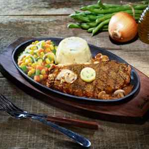 Steak 21 - Mall of Indonesia (Free Delivery)