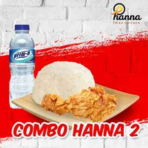 Hanna fried chicken - Kemang (Free Delivery)