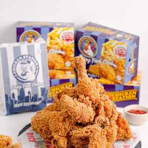 Chicken Station - Bencongan (Free Delivery)