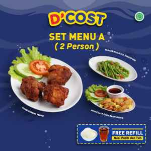 D'COST -  Arion Mall
