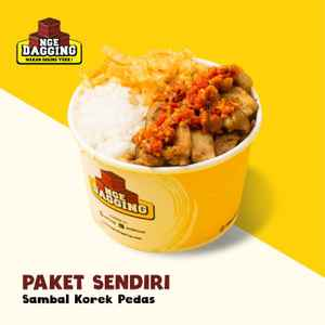 Ngedagging - Alam Sutera (Free Delivery)