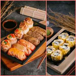 Sushi Mate - Ruko Golden Madrid 2 (Free Delivery)