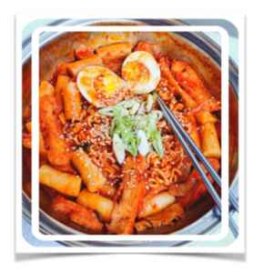 Seoul Topokki Chef By Ms. Lee The Best Korean Street Food - Tanjung Duren (Free Delivery)