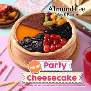 Almondtree - Ampera (Free Delivery)