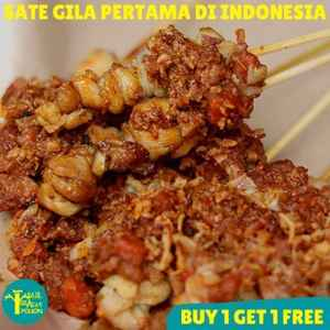 Sate Gila Atas Pohon - Wolter Monginsidi (Free Delivery)