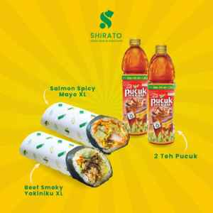 Shirato by Dailybox - Citra 1 (Free Delivery)