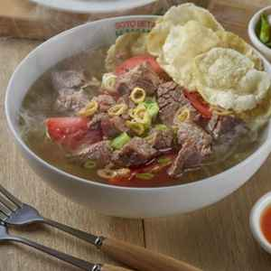Soto Betawi H Mamat - Tomang ( Free Delivery )
