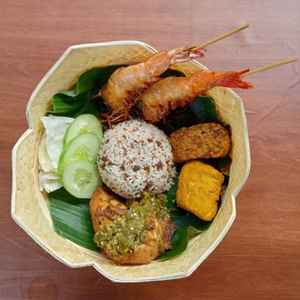 Nasi Tutug Oncom by Cleines Kitchen - Teluk Gong (Free Delivery)