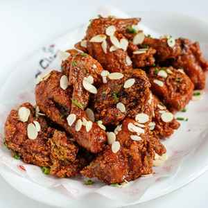 Chir Chir 2Go Korean Fried Chicken - Yummykitchen Shell Pluit (Free Delivery)