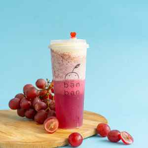 Ban Ban Cheese Tea - Grand Indonesia (Free Delivery)