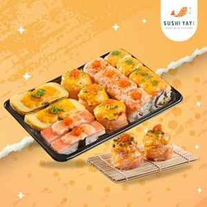 Sushi Yay! - Gading Serpong (Free Delivery)