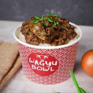 Wagyu Bowl - Gambir (Free Delivery)