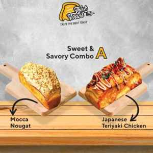 Thick Toast - Cikarang (Free Delivery)
