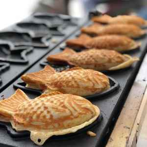 Ladybee Taiyaki & Chips (Free Delivery)