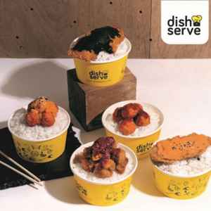DishServe - Makasar (Free Delivery)