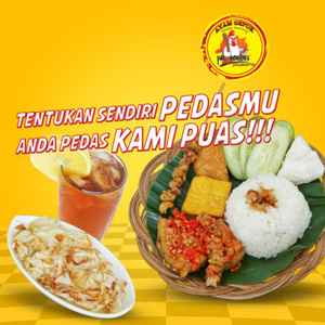 Ayam Gepuk Pak Gembus - Resto And Cafe (Free Delivery)