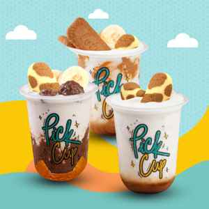 Pick Cup - Kelapa Gading (Free Delivery)