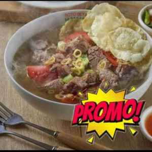 Soto Betawi H Mamat - Mall Puri Indah (Free Delivery)