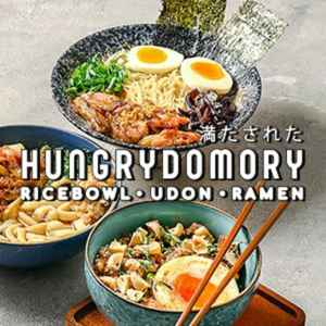 HungryDomory (Free Delivery)