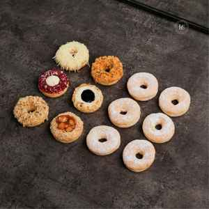 HisHers Donut and Coffee - Taman Palem (Free Delivery)