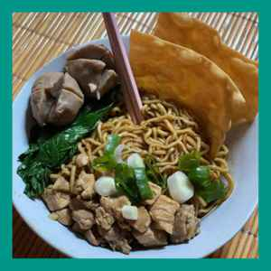 Mie Ayam Dee Gerus (Free Delivery)
