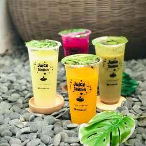 Juice Station (Free Delivery)