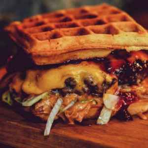 Mr. Waffle (Free Delivery)