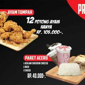 Brooaster Chicken - Tip Top Depok (Free Delivery)