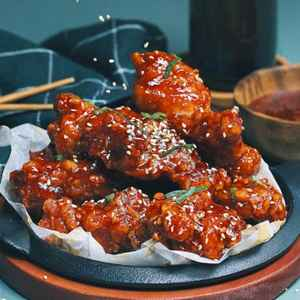 Chamcham Chicken - Gading Serpong (Free Delivery)