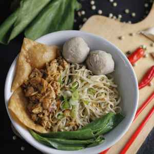 MIE AYAM CIPLAZ (Free Delivery)