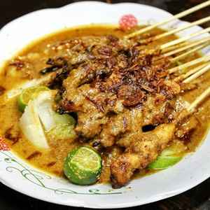 Sate Kuah Pontianak - Sunter (Free Delivery)